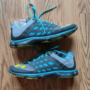 Under Armour Micro G Shoes!
